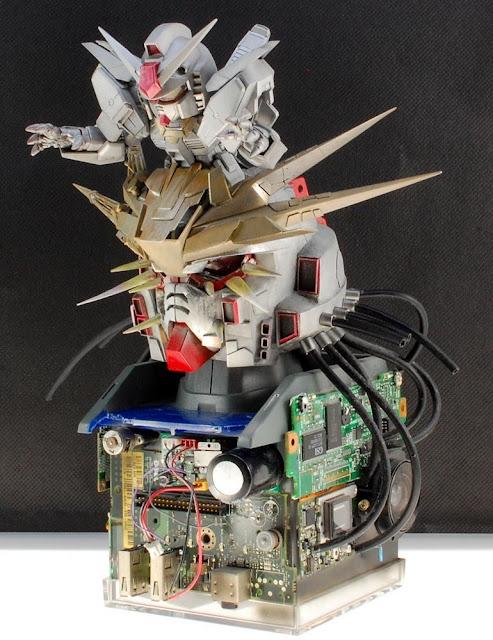 SD Devil Gundam Customized by sary auction yahoo japan