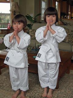 Niños Karate