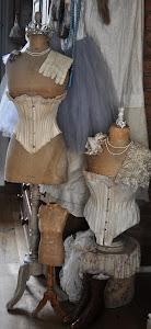 Antique Corsets & Mannequins