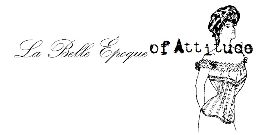 La Belle Époque of Attitude