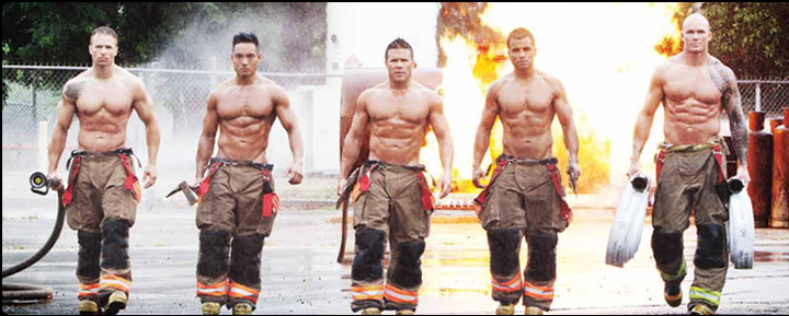 toronto firefighters calendar, whorrified, kitchener firefighters, marie sutherland, mother's day,