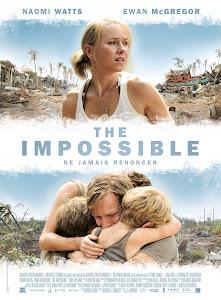 Afiche Lo Imposible