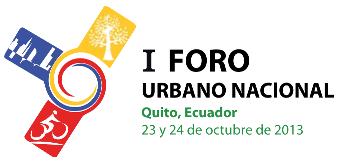 I Foro Urbano Nacional del Ecuador