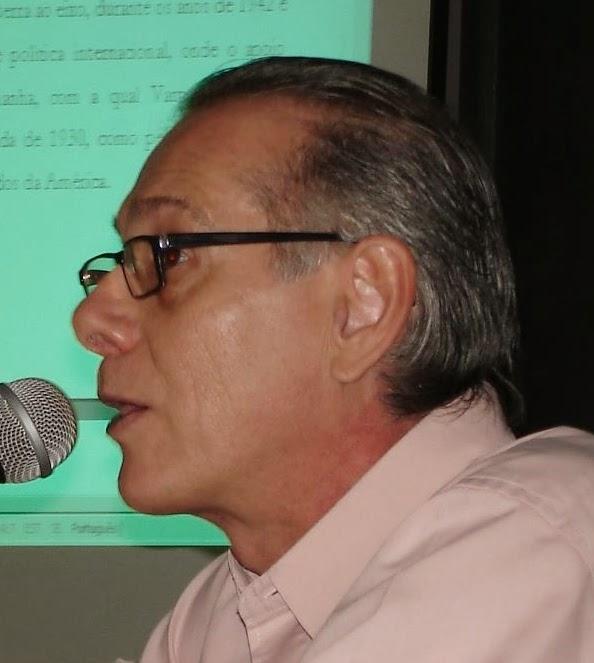 Professor MSc. Carlos Américo Bertolini