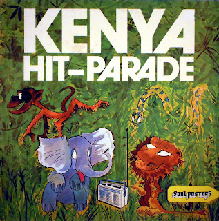 Kenya Hit-Parade - Various Artists,A.I.T. / Soul Posters