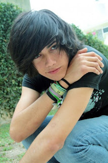 Boys Emo Hairstyle Photo Gallery