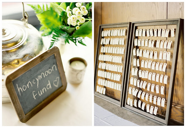 Wedding Gift List Ideas Uk : 100 Ways To Personalise Your Wedding