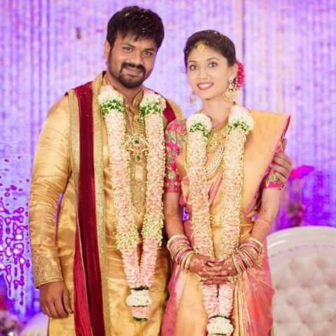 Manchu Manoj Marriage