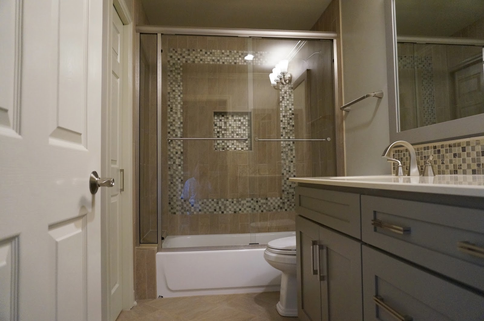 A Sophisticated Children 39 S Bath Remodel
