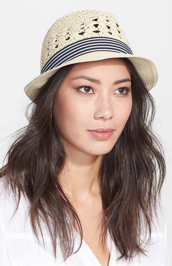 Weekend Steals & Deals | fedora hat | Spring/Summer Fashion