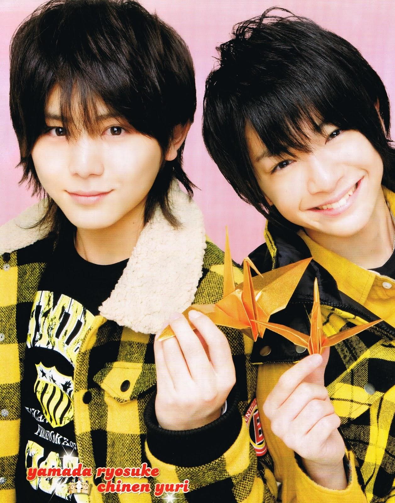 Ryosuke N Yuri (Hey Say JUMP)