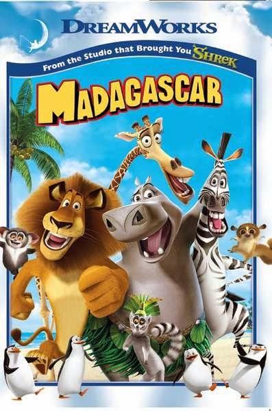 Madagascar animatedfilmreviews.filminspector.com