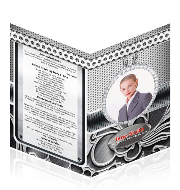 Free Funeral Program Designs Templates