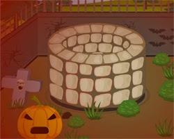 Scary Halloween House Escape 5