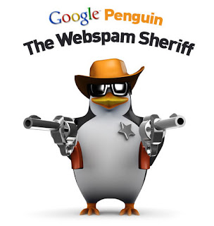 Google, pinguin