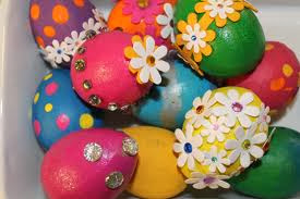 Easter Egg Decorating Ideas For Kids 6