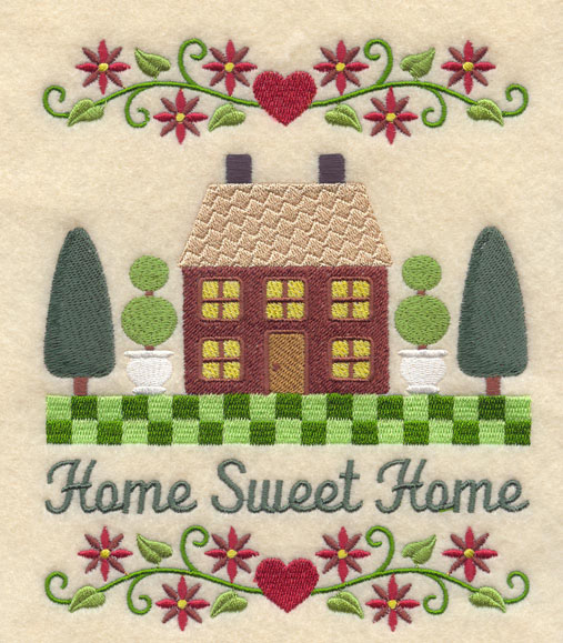 sweet home sweet