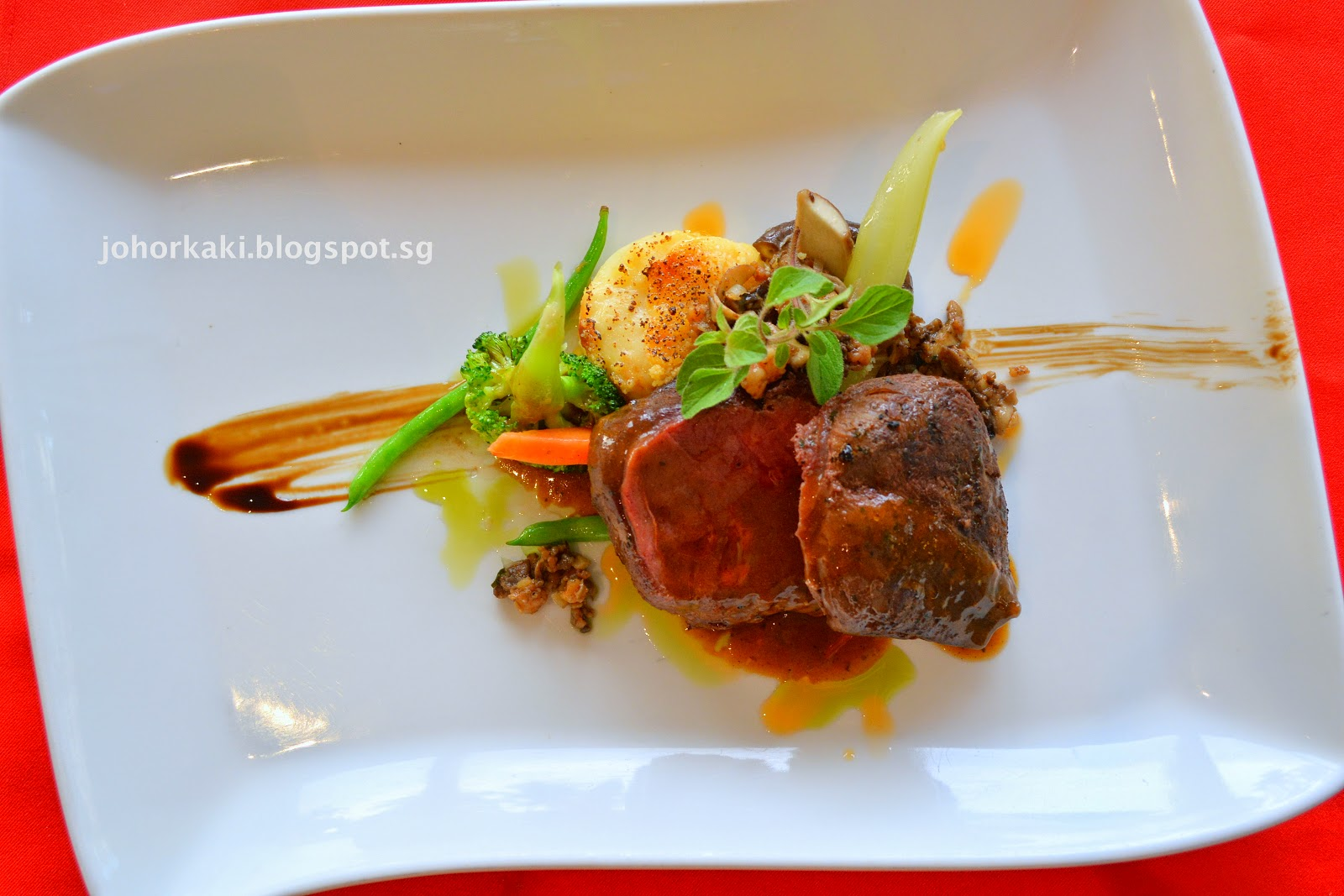 Thistle Port Dickson Valentine Dinner - A True Night of Romance at ...