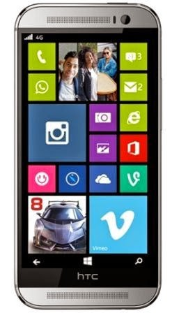 HTC One M8 Windows version