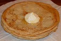 Crepes, Blini, Blinchiki