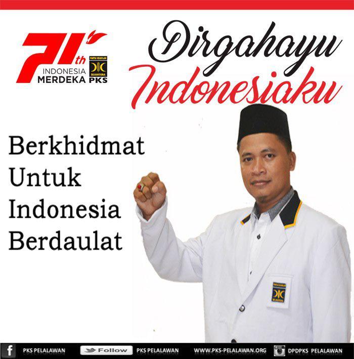Dirgahayu 71 Indonesia