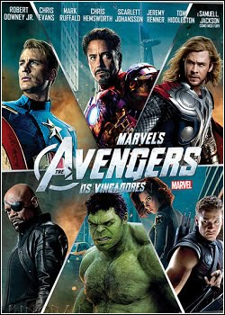 Download   Os Vingadores   R5 AVI Dual Áudio e RMVB Dublado (2012)