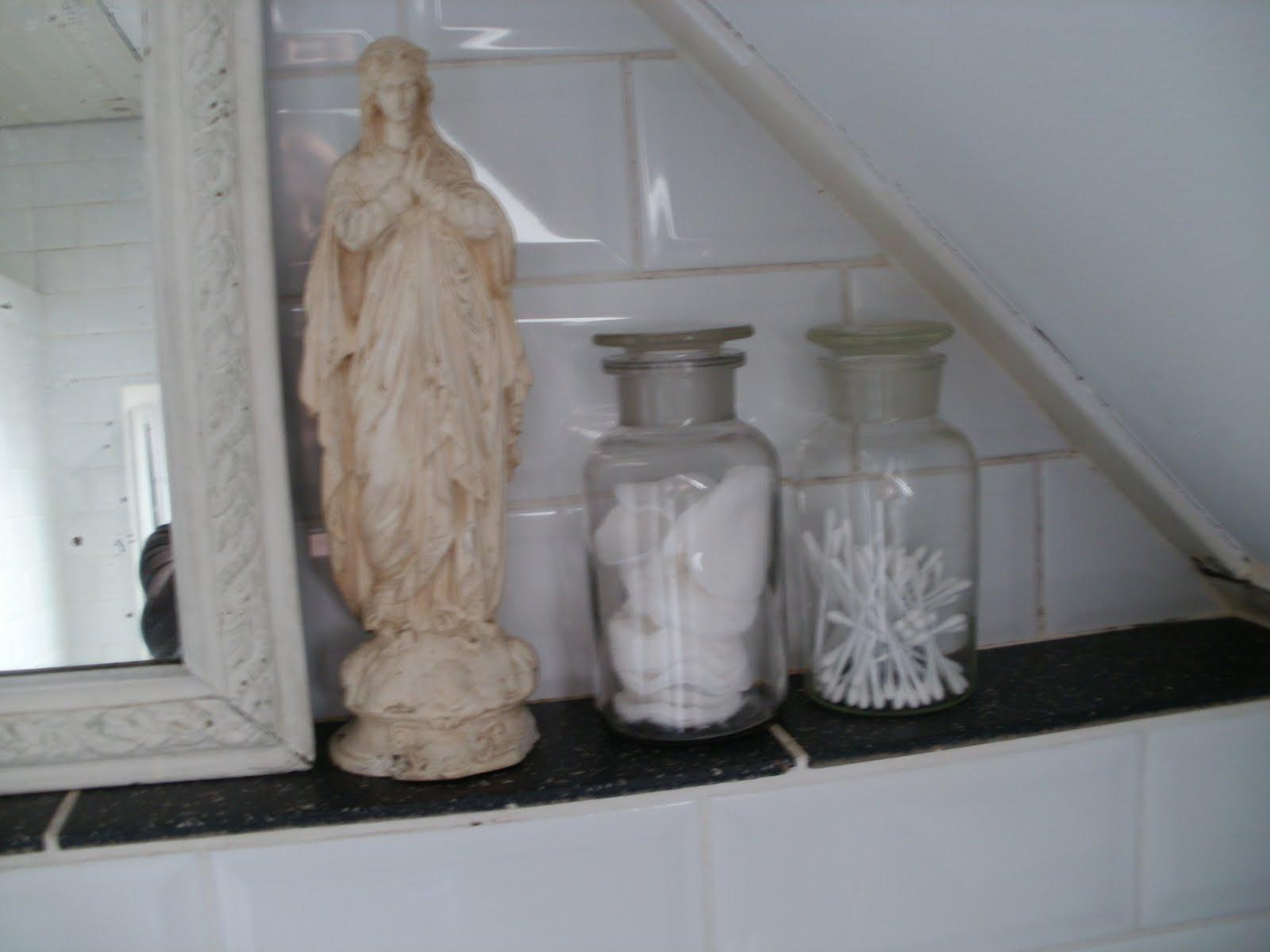 Hemelswitwonen badkamer - Oude badkamer ...