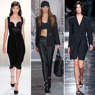Bold Black11 2013 Moda Renkleri