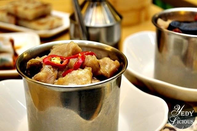 Pork Ribs Rice at Tim Ho Wan PH