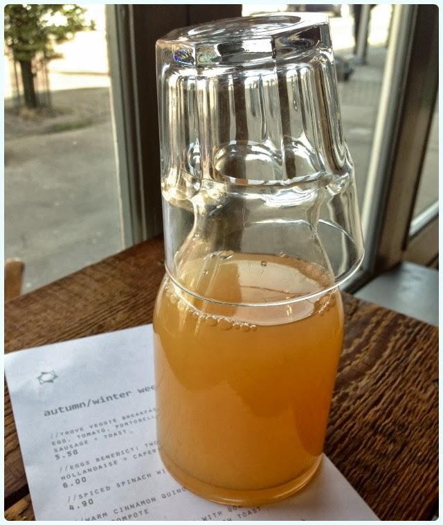Trove, Levenshulme - juice