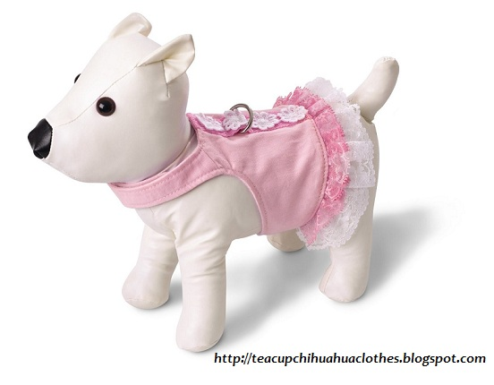 Chihuahua Harness Dress