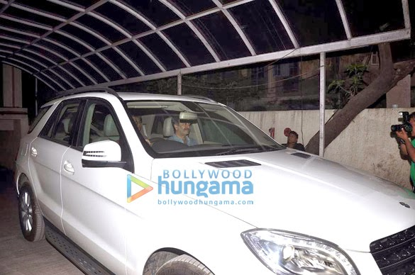 Alia,Neetu & Rishi Kapoor grace the special screening of 'Highway' at Lightbox