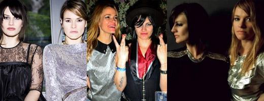 Most Stylish Lesbians, Leisha Hailey, Camila Grey, Style Geek, Lesbian Fashion