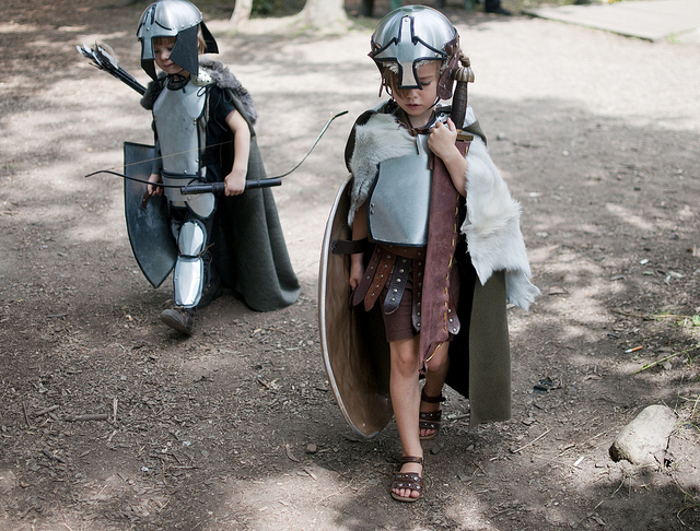 & Liu0027l Knights in Shining Armor | sweet juniper!