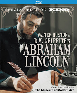 "Blu-Ray Review | ""Abraham Lincoln"""