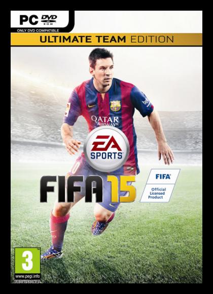FIFA 15 Ultimate Team Edition RePack 8GB