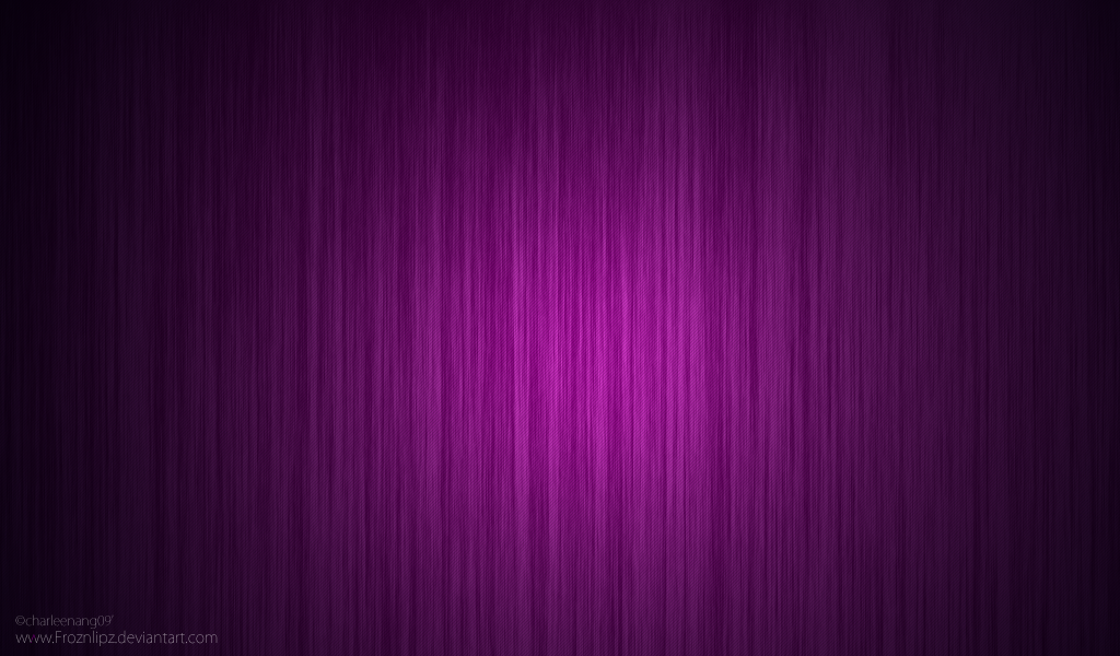 Purple Wallpaper by FroznLip