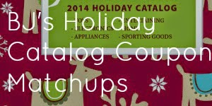 BJs Holiday Catalog Matchups