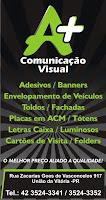 A+ Comunicação Visual