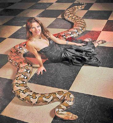ular paling besar di dunia