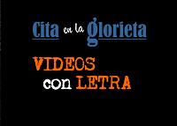 Vídeos con letra (YOUTUBE)