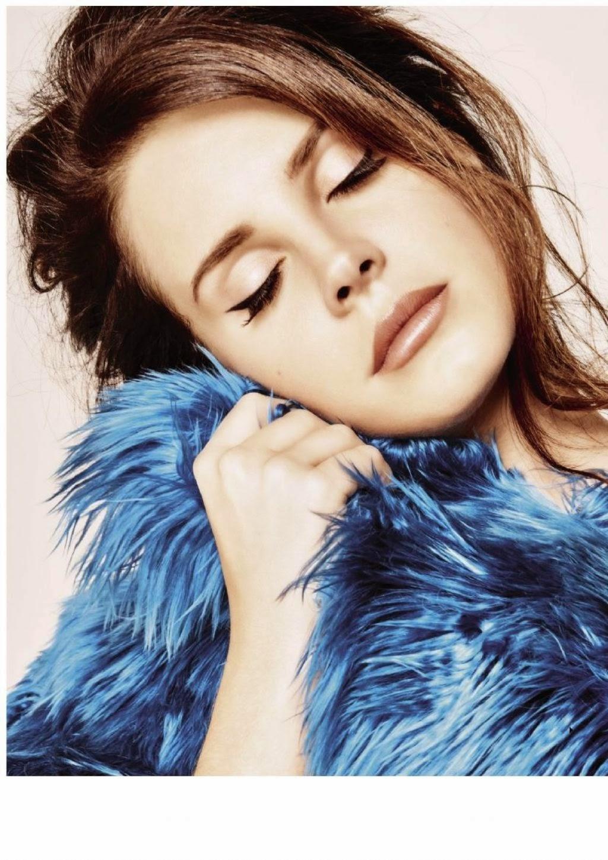 صور لانا ديل راي  لمجلة Grazia الفرنسية