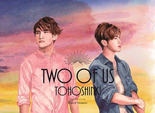 [Album] 東方神起 – Two of Us (2016.10.05/MP3/RAR)