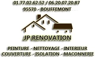 Contactez jp-renovation pour tous vos travaux de construction