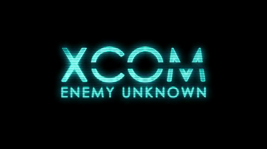 official e3 2012 trailer for xcom enemy unknown xcom enemy unknownXcom Enemy Unknown Logo Png