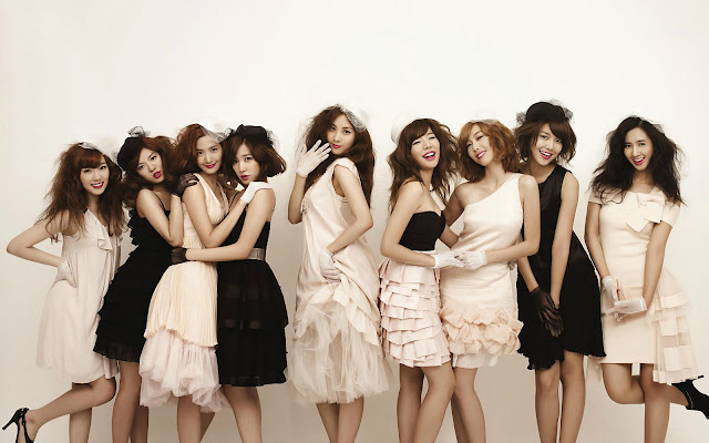 SNSD Girls Generation Wallpaper HD 소녀시대/少女時代 8