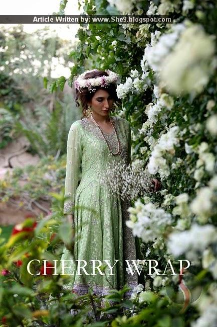 Latest Bridal Dress Fashion Designs