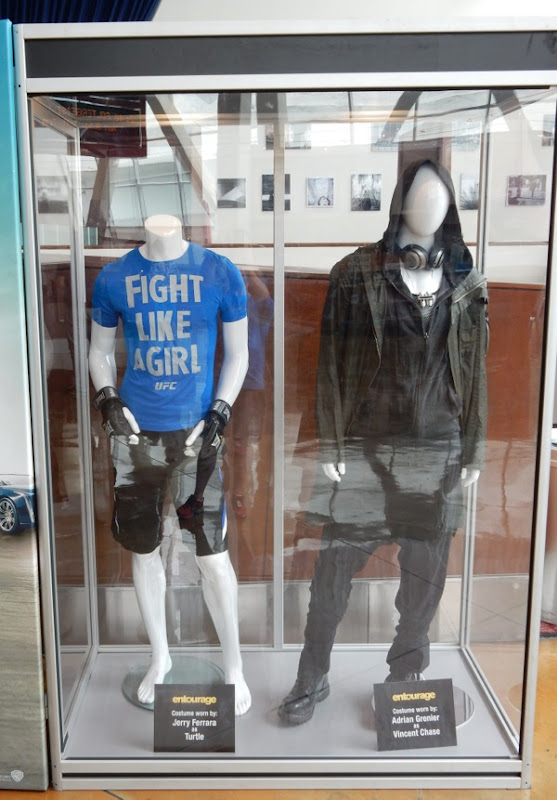 Entourage Turtle and Vince movie costumes
