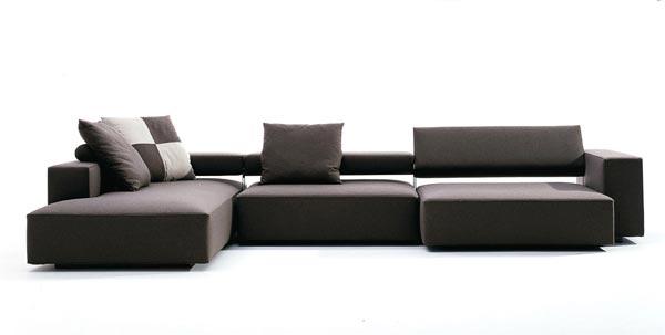 Andy, il divano di B&B Italia - IDEA ARREDO