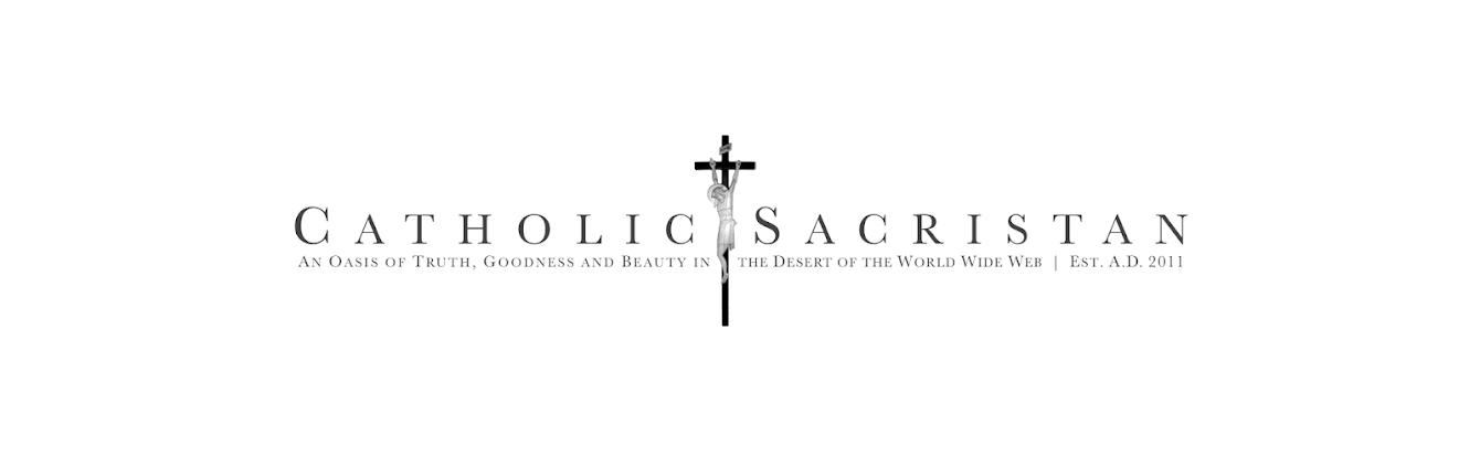 Catholic Sacristan